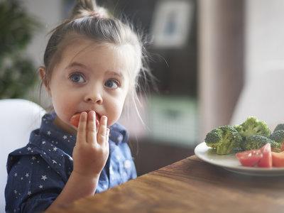 Así es como algunos colegios consiguieron que los niños comieran más verdura