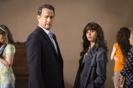 Imagen Tom Hanks Felicity Jones Inferno