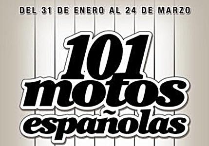 101 Motos clásicas españolas