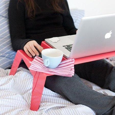 Bravo, otra solución para trabajar desde tu cama