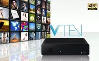 Popcorn Hour VTEN, el nuevo Palomitas con soporte para 4K y postprocesado VXP