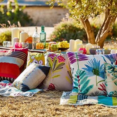 Llena tu casa de color con Zapara, la nueva y exótica colección de Harlequin