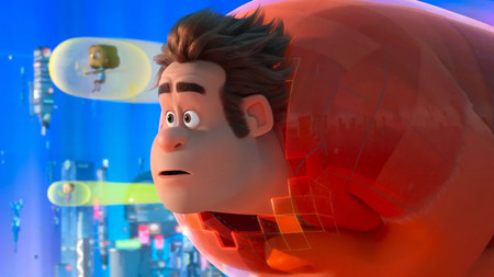 Ralph Breaks The Internet Wreck It Ralph 2 Movie 2018