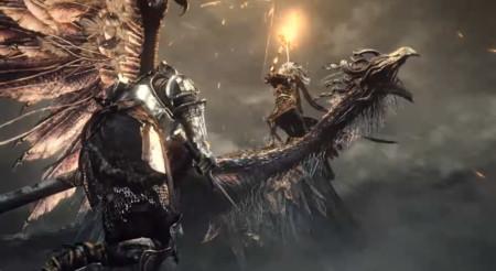Este es el glorioso tráiler de lanzamiento de Dark Souls III y lo acompañamos con una marabunta de gameplay