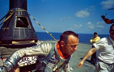 Alan Shepard Rescate