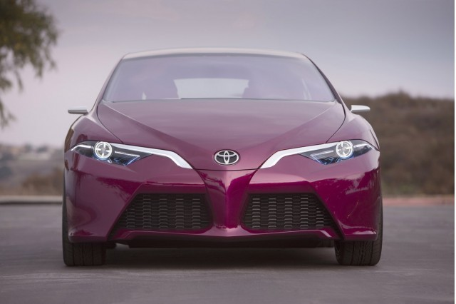 Foto de Toyota NS4 concept (3/7)