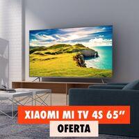 """Este Smart TV 4K Xiaomi de 65"""" es el ofertón del Cyber Monday que estabas esperando para disfrutar del cine el casa: llévatelo por 200 euros menos"""