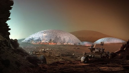 Mars Science City 2