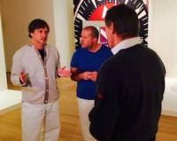 Jonathan Ive y Marc Newson entrevistados en el programa de Charlie Rose
