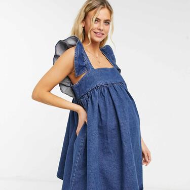 Asos quiere que las futuras mamis lleven looks de tendencia con esta colección premamá tan ideal
