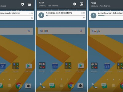 Android Nougat 7.0 está llegando por fin al HTC 10