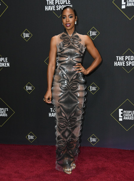 Kelly Rowland Peoples Choice Awards 2019