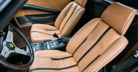 El Ferrari 308 GTS de Giles Villeneuve, a subasta