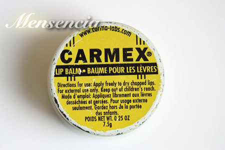 Hemos probado Carmex