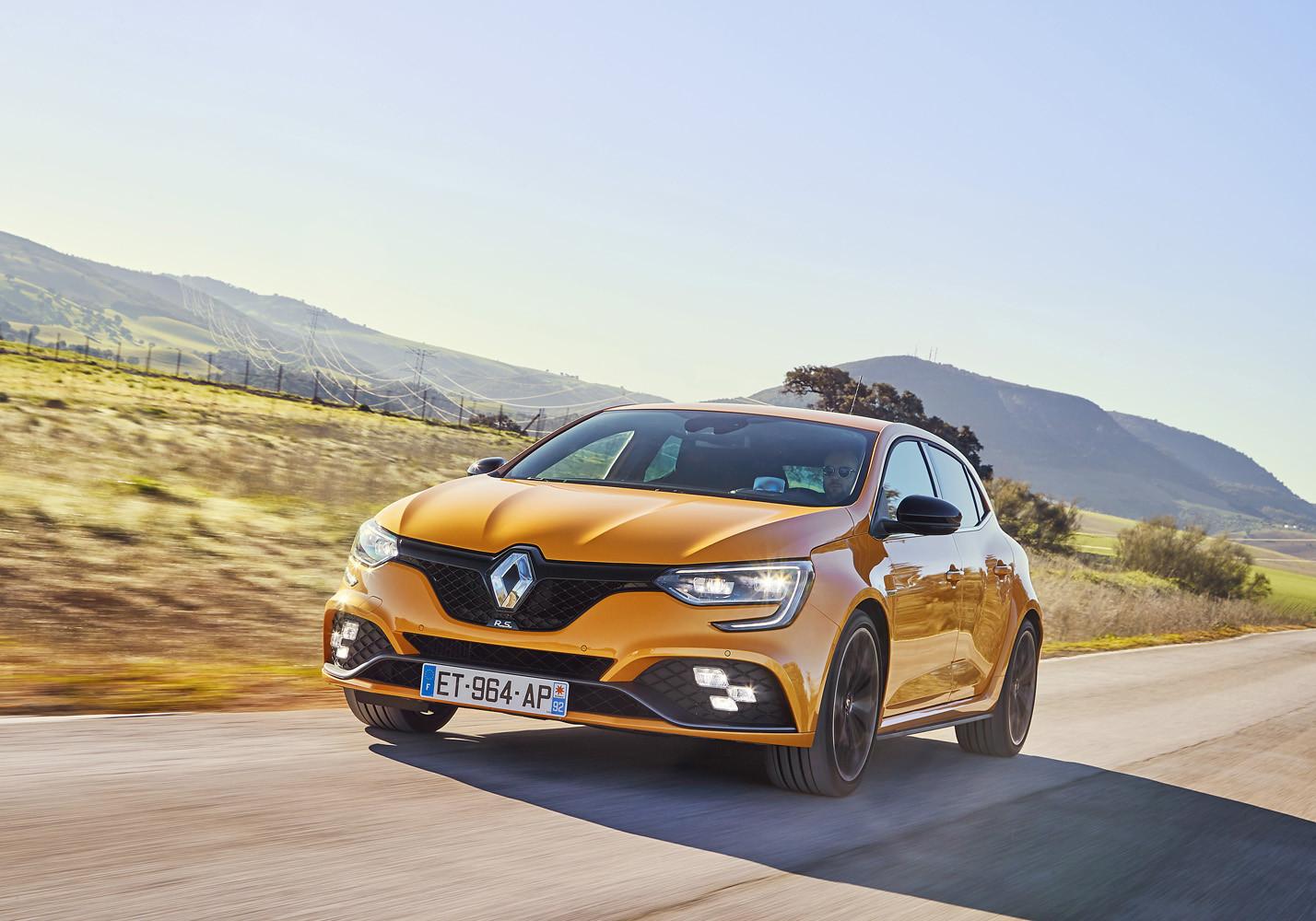 Foto de Renault Mégane R.S. 2018, toma de contacto (84/129)