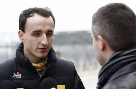 Italia convencida: Robert Kubica entrenará con Ferrari en 2012 para preparar 2013