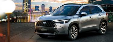 El Toyota Corolla Cross transforma al auto más vendido del mundo en un SUV, y podríamos verlo en México