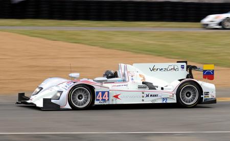 Starworks Motorsports LMP2 2012