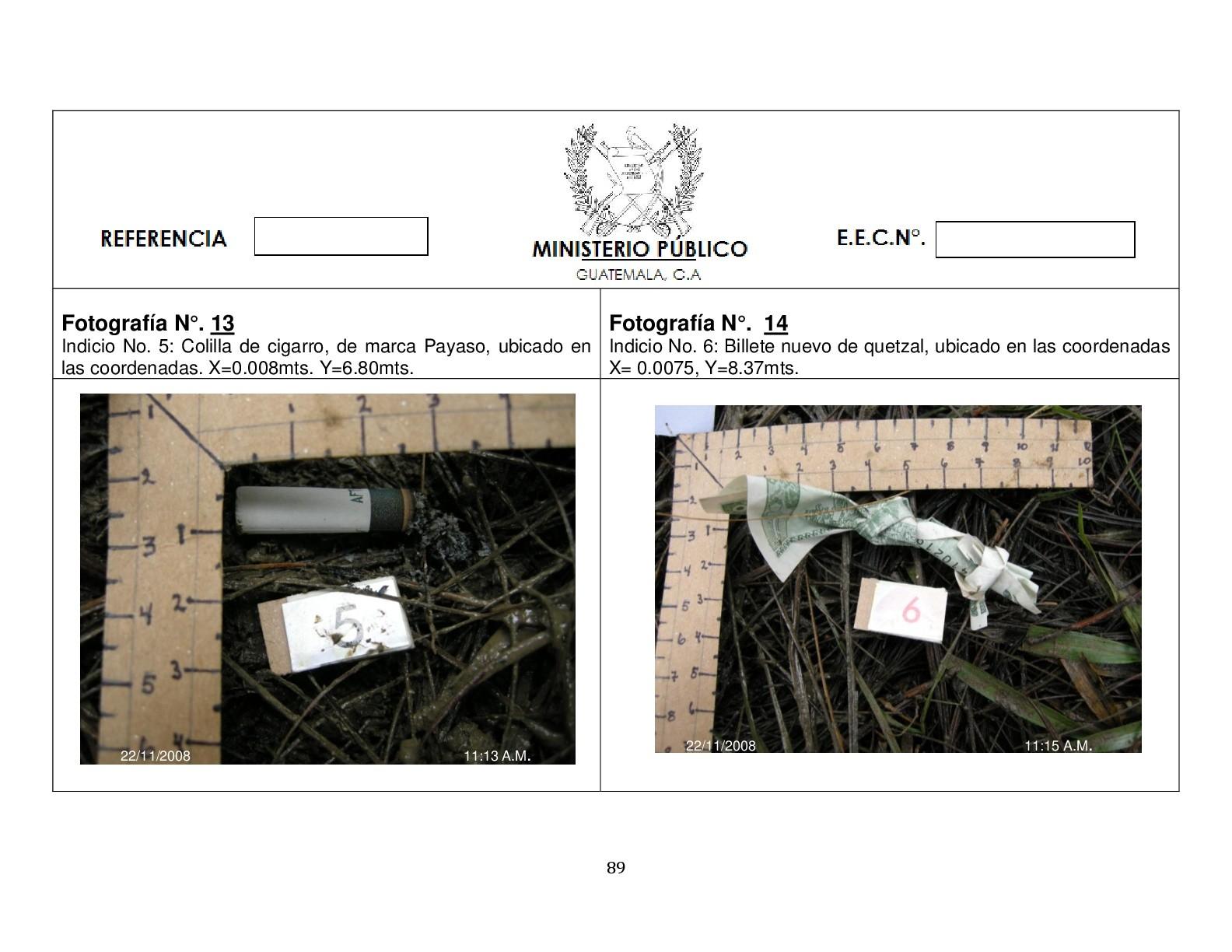 Foto de Simulación balacera contra motorista (7/12)