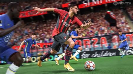 He jugado 12 horas a FIFA 22 en PS5 y esto es lo que me ha parecido