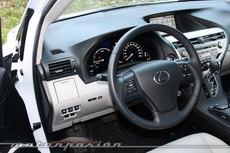 Lexus RX 450h 6