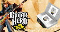 Desvelada la lista de canciones de 'Guitar Hero: On Tour'