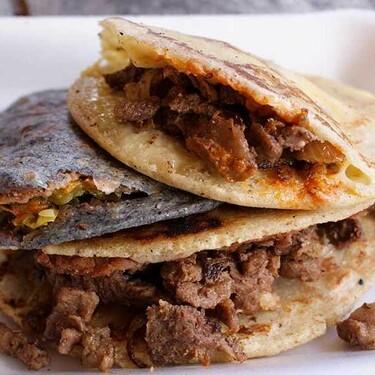 Gorditas martajadas. Receta fácil y sencilla para preparar este antojito tradicional de México