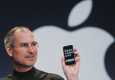 7a21f93afd7 La demo en la que Steve Jobs presentó el iPhone en 2007 fue un milagro (con  mucho truco)