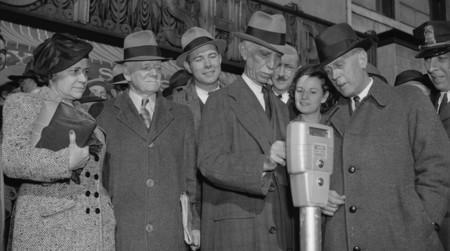 Parquímetro 1948