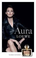 """Aura de Loewe"" by Linda Evangelista, una campaña firmada por Macarro"