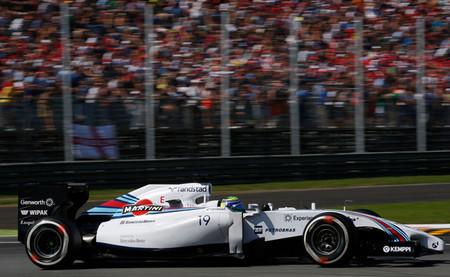 Felipe Massa llega finalmente al podio y Williams adelanta a Ferrari