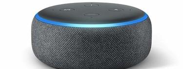Echo Dot, el altavoz más sencillo y compacto de Amazon, vuelve a costar menos que nunca: 29,99 euros