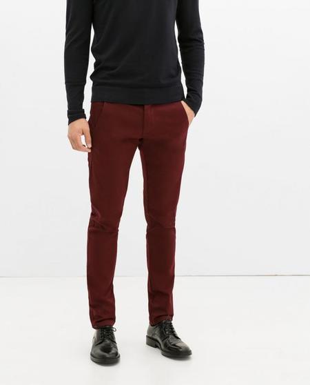 Marsala Color Del 2015 Por Pantone Trendencias Hombre
