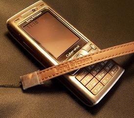 Sony Ericsson K800i en directo