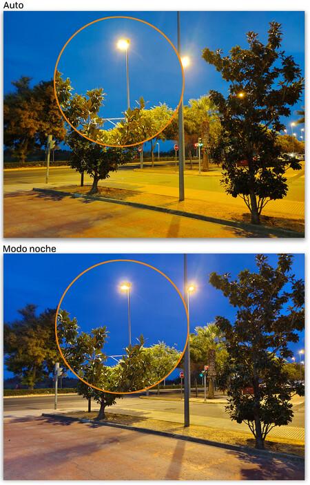 Vivo X51 5g Auto Noche 01
