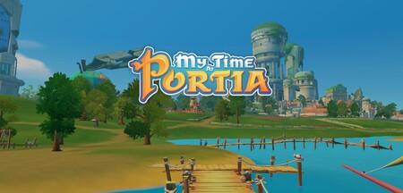 Mis días en Portia llega a Android y iPhone: un impresionante RPG con oferta de lanzamiento
