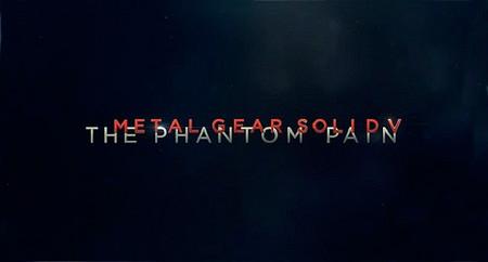 Kojima desvela 'Metal Gear Solid 5: The Phantom Pain' [GDC 2013]