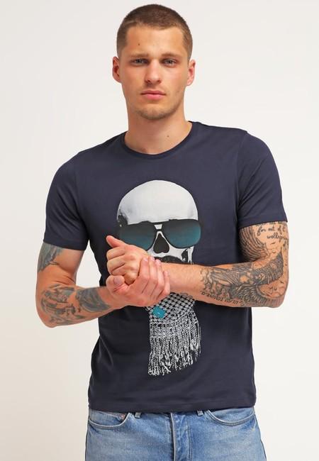 Camiseta Jack & Jones rebajada a sólo 6,45 euros en Zalando y con envío gratis
