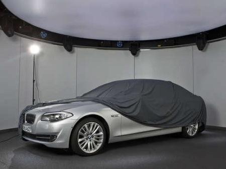 BMW Serie 5, primeras fotos oficiales