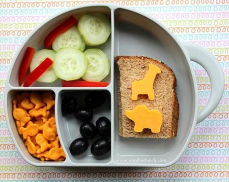Prepara tu propio lunch o colación