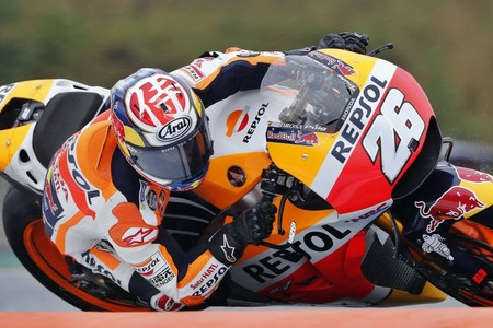Dani Pedrosa Motogp Gp Republica Checa 2017