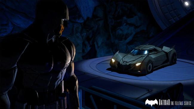 Batman The Telltale Series 01