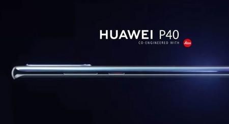 Huawei P40 Poster