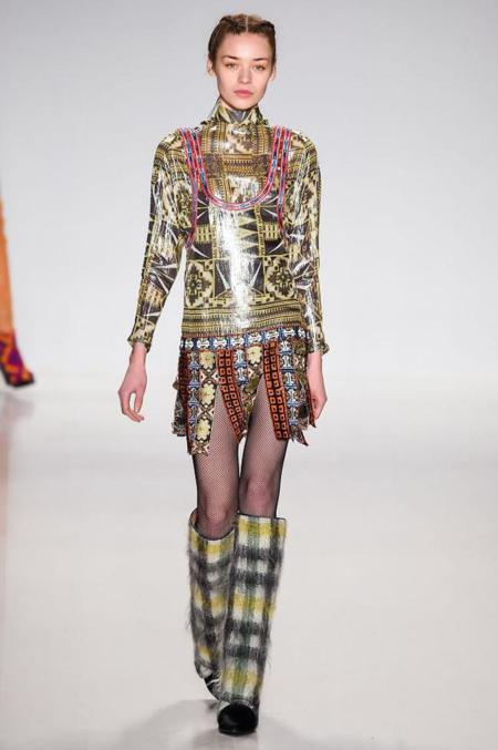 Custo Barcelona Autumn Fall Winter 2015 Nyfw66