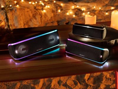 Sony lanza un nuevo altavoz que viene dispuesto para animar las fiestas y reuniones: el Sony SRS-XB41