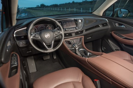 Buick Envision Mexico 10