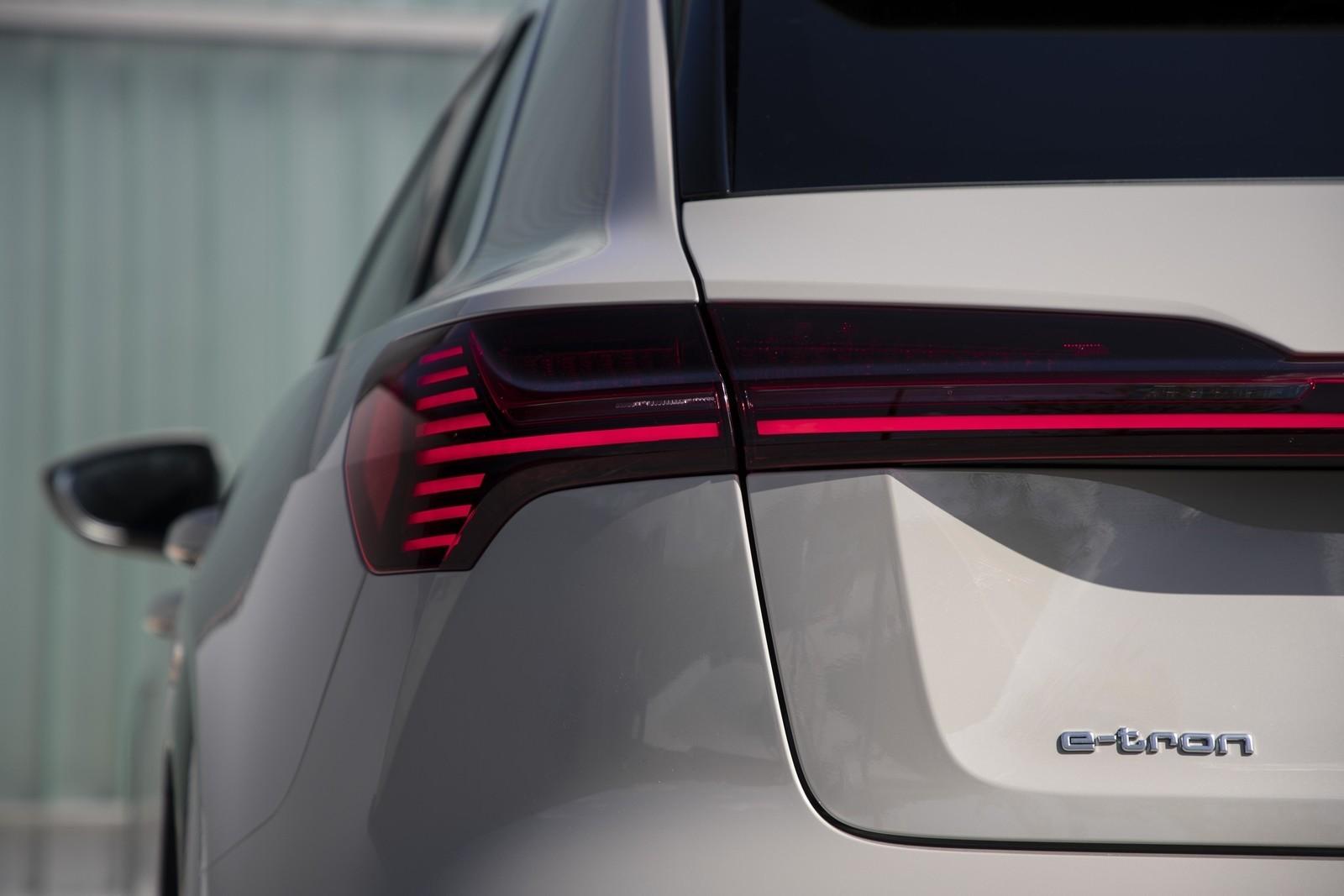 Foto de Audi e-tron (43/111)
