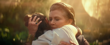 Star Wars The Rise Of Skywalker Final Trailer Breakdown Carrie Fisher General Leia 1