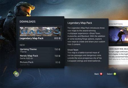 E3 2008: Los temas actuales de XBox 360 funcionarán en el nuevo panel