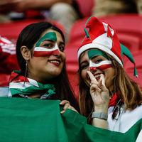 Por primera vez desde 1979, las mujeres iraníes han podido asistir a un partido de fútbol